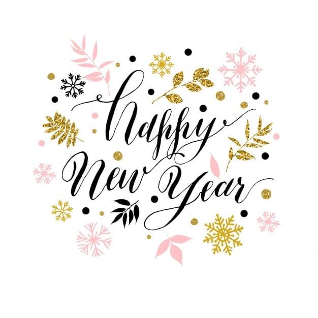 Mensagem e votos para desejar um Feliz 2017!